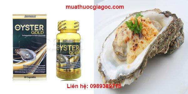Tinh chất hàu biển Oyster Gold