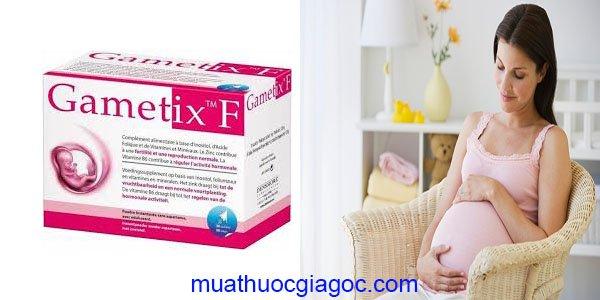 Thuốc Gametix F - Thuốc điều trị vô sinh hiếm muộn ở nữ giới