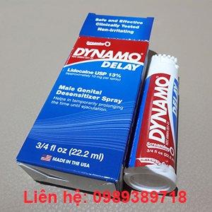 Thuốc xịt Dynamo delay mua ở đâu?