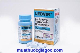Giá thuốc Ledvir
