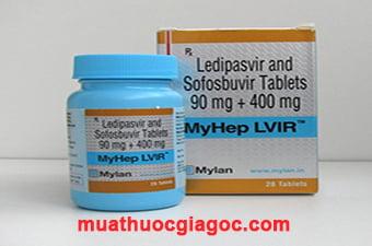 Giá thuốc Myhep Lvir