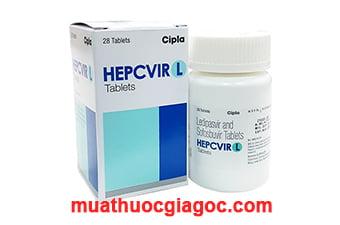 Giá thuốc Hepcvir L