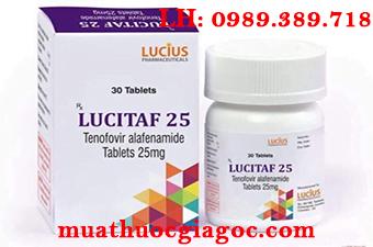 Giá thuốc Lucitaf