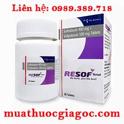 Giá thuốc Resof Total