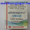 Giá thuốc Abirapro