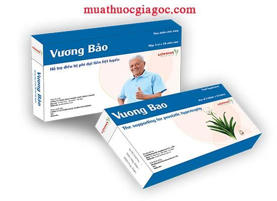 Giá thuốc Vương Bảo