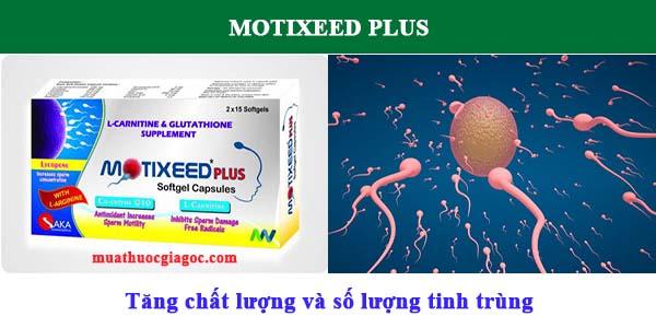 Mua thuốc Motixeed Plus ở đâu?