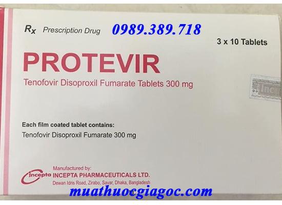 Mua thuốc Protevir ở đâu?