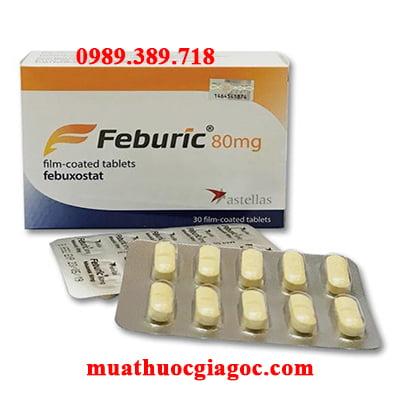 Giá thuốc Feburic