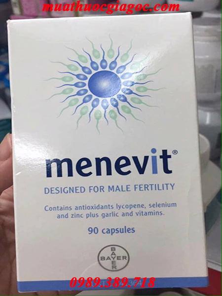 Giá thuốc Menevit