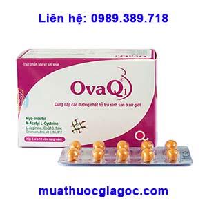 Thuốc OvaQ1 mua ở đâu?