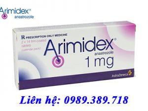 Giá thuốc Arimidex 1mg