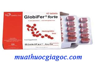 Giá Thuốc Globifer Forte