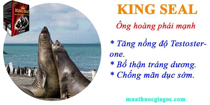 Tác dụng của King Seal