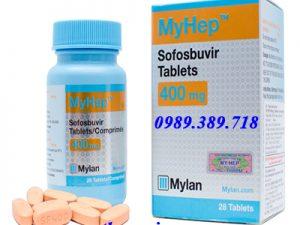Giá thuốc Myhep 400mg
