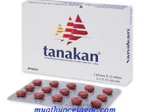 Mua thuốc Tanakan