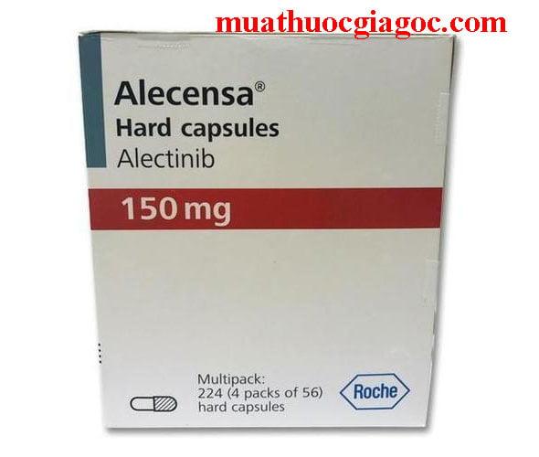 Giá thuốc Alecensa