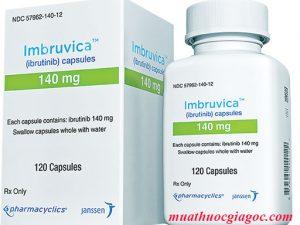 Giá thuốc Imbruvica