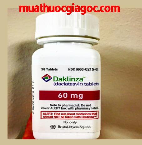 Giá thuốc Daklinza