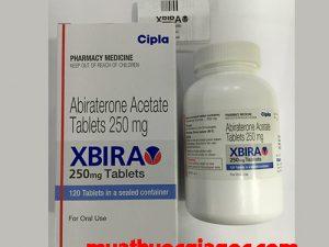 Giá thuốc Xbira