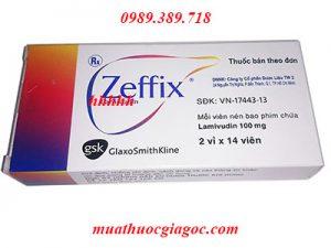 Thuốc Zeffix 100mg chính hãng mua ở đâu?