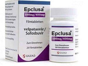 Thuốc Epclusa 100/400mg mua ở đâu, giá bao nhiêu?