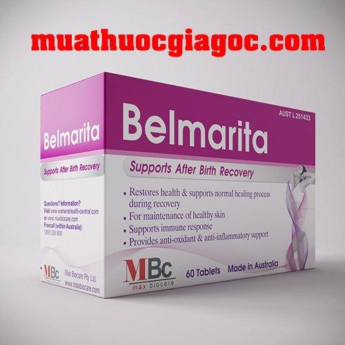 Thuốc Belmarita giá bao nhiêu, thuốc Belmarita mua ở đâu