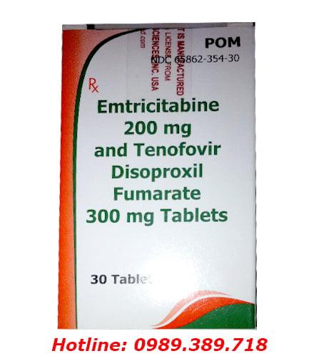 Thuốc Aurobindo (Emtricitabine/Tenofovir) mua ở đâu chính hãng, giá bao nhiêu?