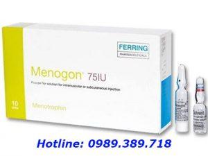 Thuốc Menogon 75Iu
