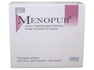 Giá thuốc Menopur 75mg