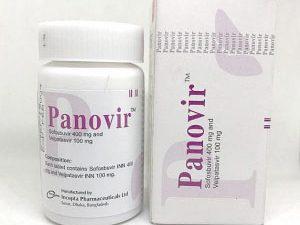 Thuốc Panovir giá bao nhiêu?
