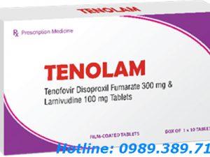 Giá thuốc Tenolam