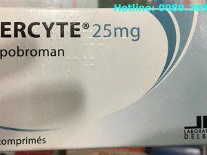 Giá thuốc Vercyte