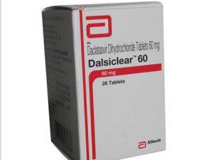 Thuốc Dalsiclear 60 mua ở đâu Hà Nội?
