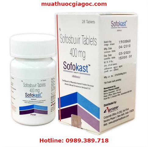 Giá thuốc Sofokast