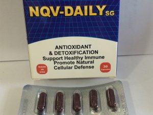 Giá thuốc NVQ Daily SG