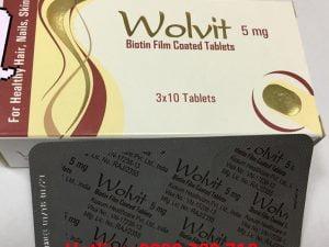 Công dụng thuốc Wolvit