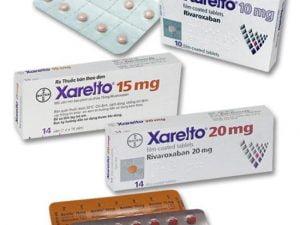Giá thuốc Xarelto
