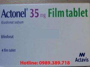 Giá thuốc Actonel 35mg
