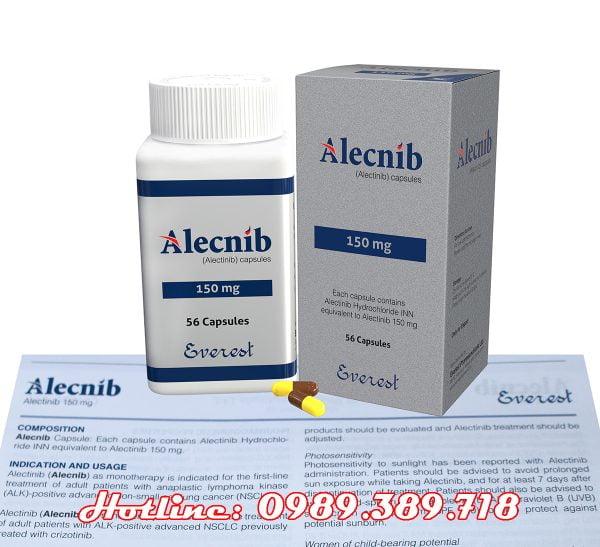 Giá thuốc Alecnib