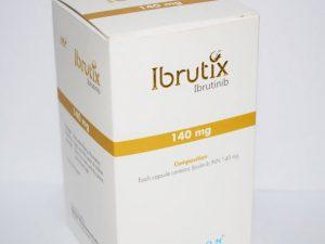 Giá thuốc Ibrutix 140mg