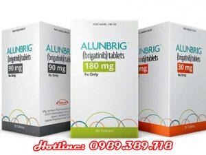 Giá thuốc Alunbirg