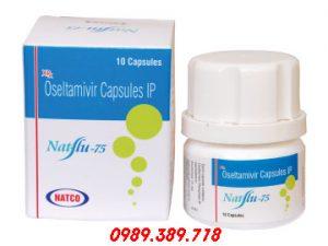 Giá thuốc Natflu 75