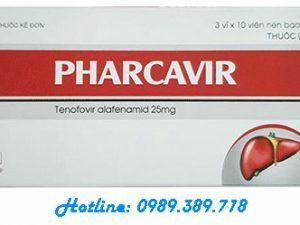 Giá thuốc Pharcavir