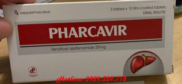 Mua thuốc Pharcavir ở đâu?