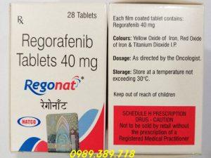Giá thuốc Regonat