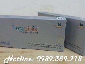Giá thuốc Tofacinix 5
