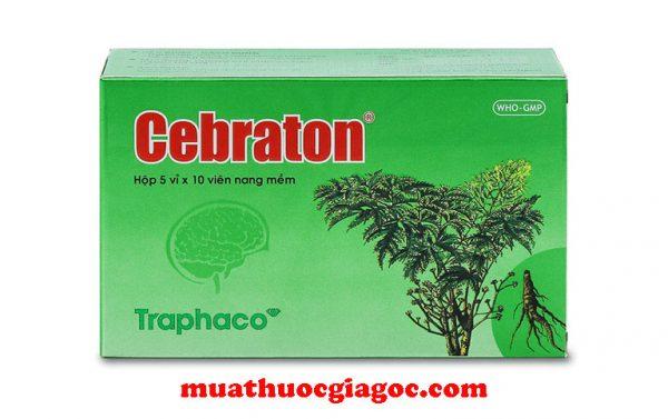 Giá thuốc Cebraton