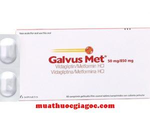 Giá thuốc Galvus Met