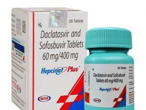 Giá thuốc Hepcinat Plus
